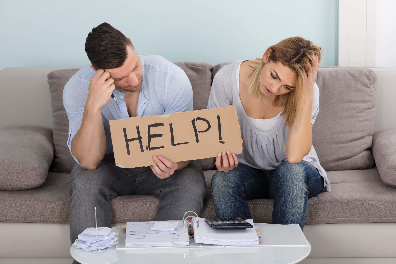 Seeking instant help of money in casualties