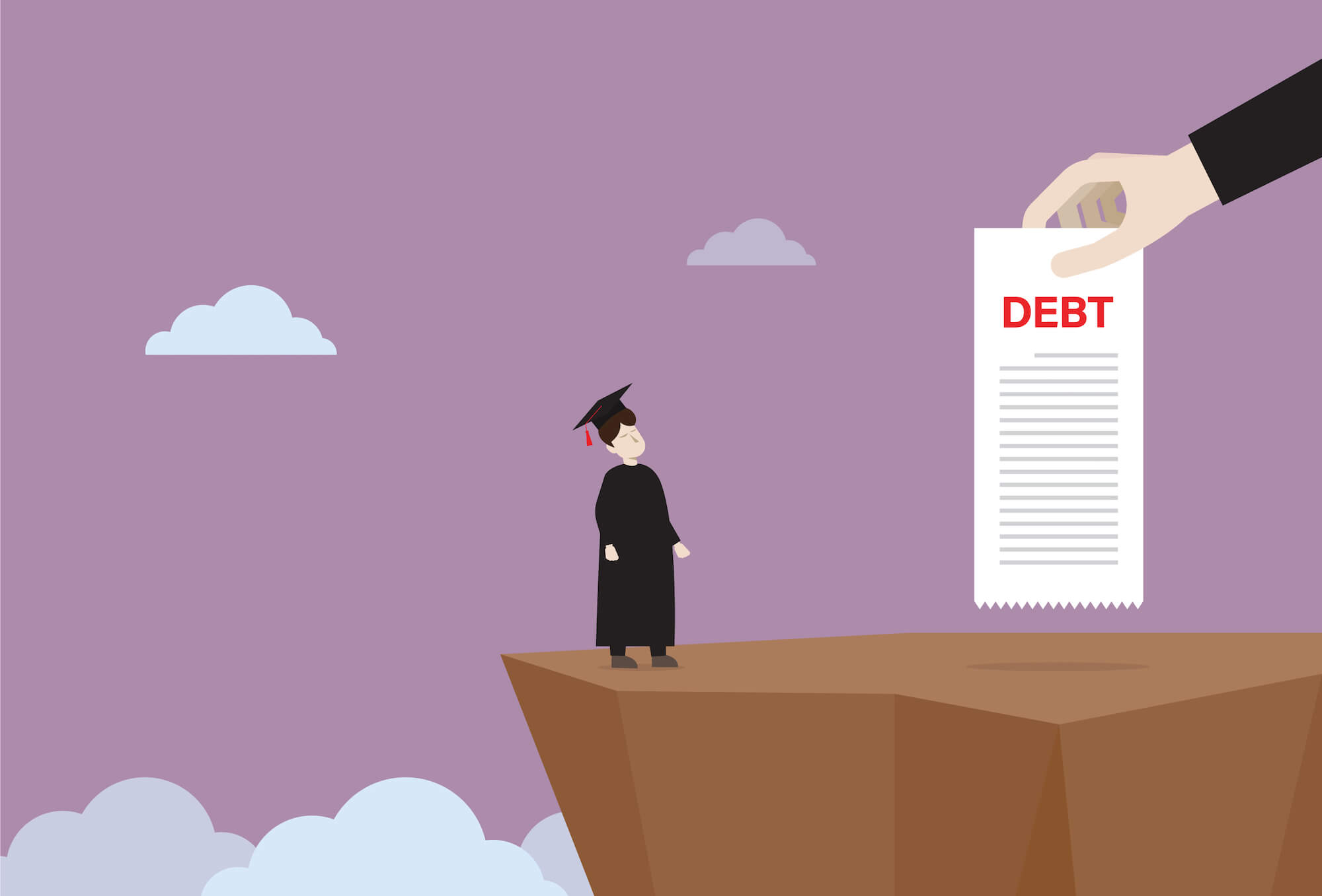 Reasons Student Loan is Not the Best Solution for the Middle-Class